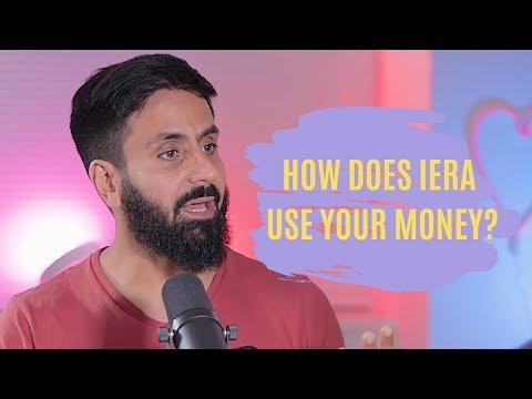 How We Spend YOUR Charity Money? - Hamza Tzortzis