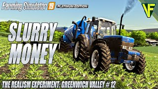 The Realism Experiment: Greenwich Valley #12   Farming Simulator 19
