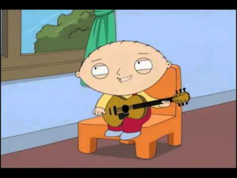 Allegations Stewie Trying To Write A Song survive Apple must