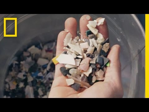 Transforming Ocean Trash Into Beautiful Art | Short Film Showcase