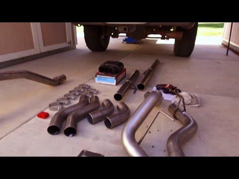Hemi Truck Exhaust Shootout - Flowmaster Outlaw Vs Banks Monster Systems