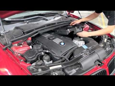 2007 2010 bmw 335i e90 92 93 n54 p n 54 11472 intake installation rh youtube com