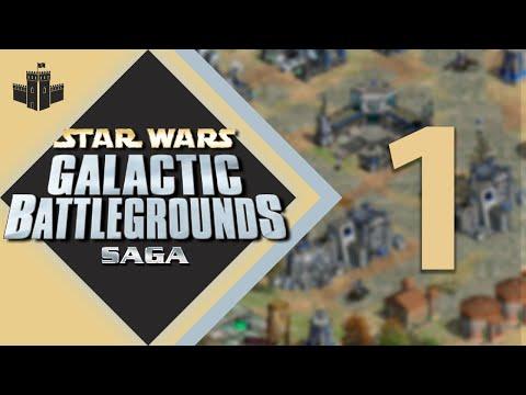 Забытая часть Эпохи - Star Wars: Galactic Battlegrounds - !sgg