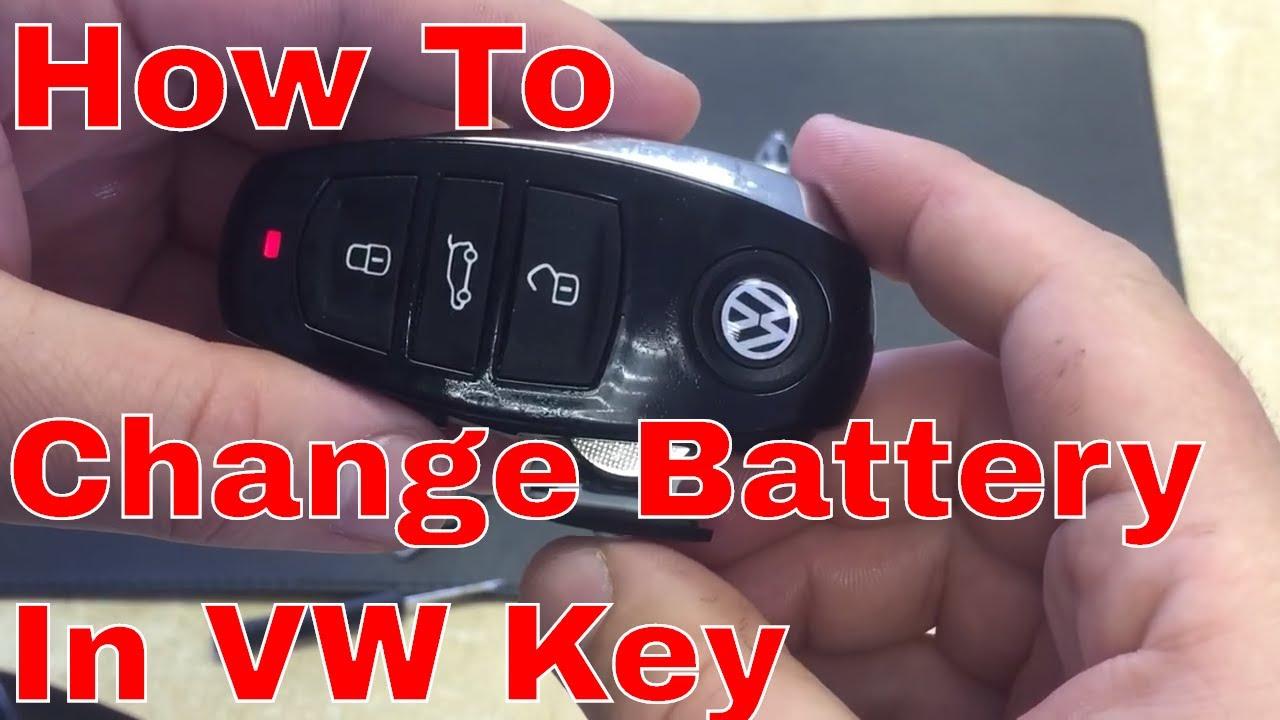 volkswagen touareg key replacement
