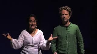 Power of Place, People and Time – True Public Art | Ximena Elgueda / Steven Ward | TEDxAnjo