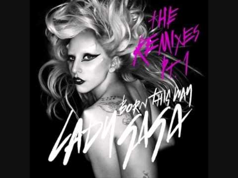 lady gaga born this way remix lyrics