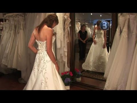 How To Pick A Wedding Gown - YouTube