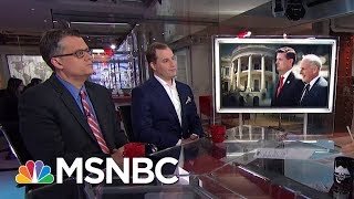GOP Strategist: 'I Have Lost All Faith' In Chief Of Staff John Kelly | Velshi & Ruhle | MSNBC