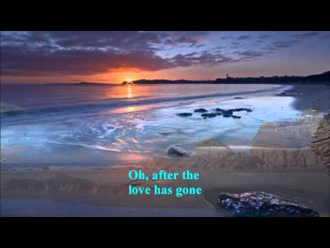 Airplay - After The Love Has Gone [w/ lyrics]