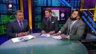 Alex Corbisiero and Dan Lyle on Round Four   NBC on NatWest 6 Nations