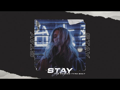 The Weeknd Type Beat [Stay] Piano Type Beat | 6lack x PNL x NF Sad Emotional Emotion Beats 2021