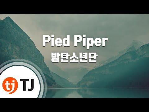 [TJ노래방] Pied Piper - 방탄소년단(BTS) / TJ Karaoke