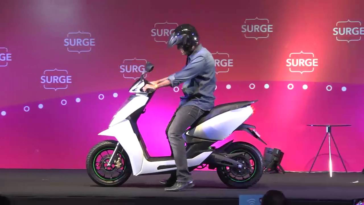 Ather S340 Electric Scooter Launch Press Conference