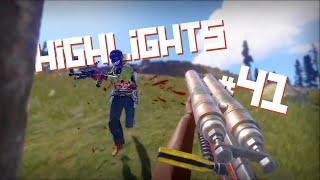 Rust: PvP Highlights #41