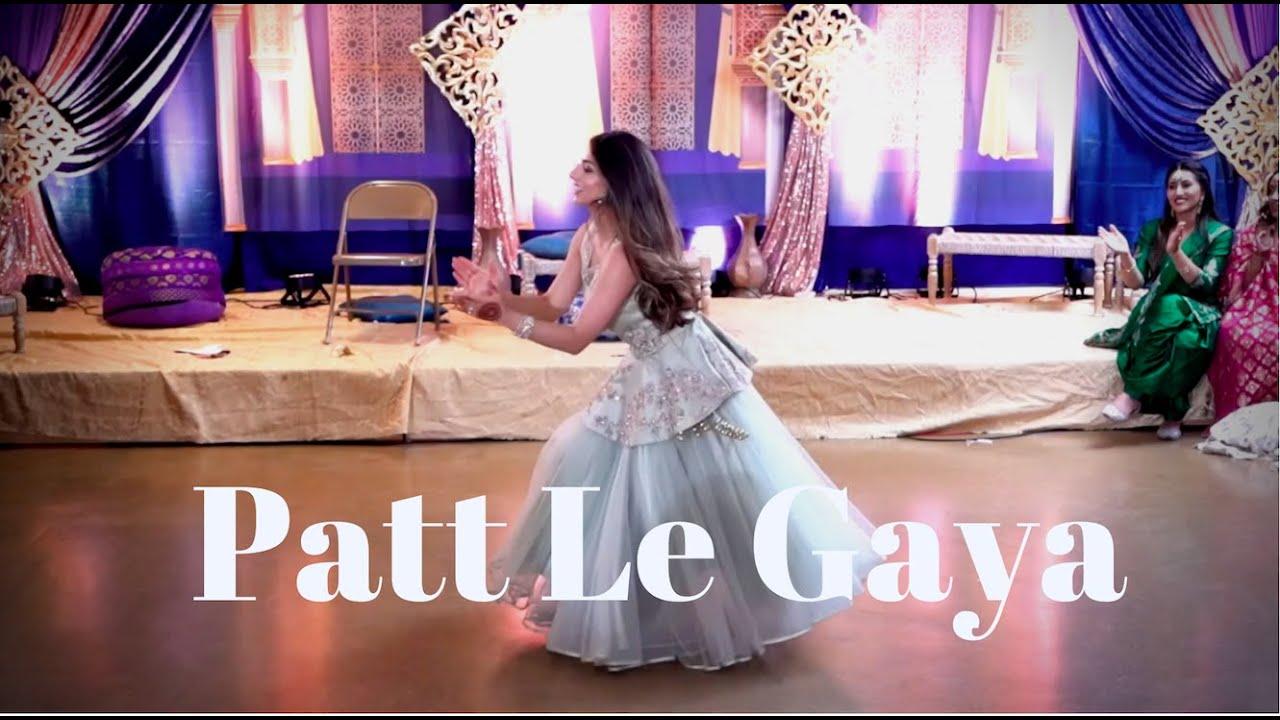 SURPRISE DANCE FOR BESTIES WEDDING || Naina Batra || Patt Le Gaya By Jasmine Sandlas