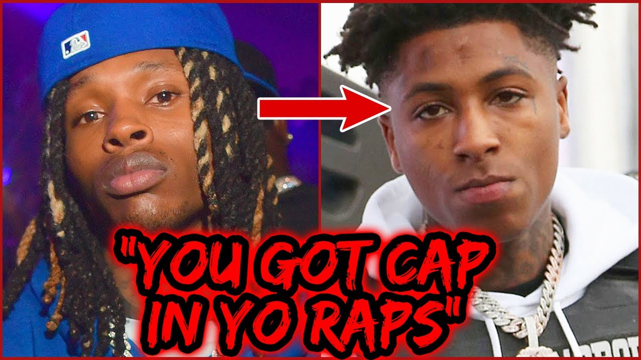 NBA YOUNGBOY BEEFS WITH EVERY RAPPER