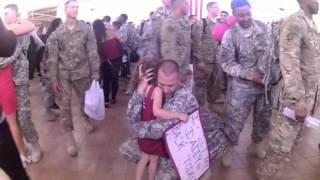 Military Homecoming 2015