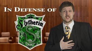 In Defense of Slytherin - Devil's Advocate