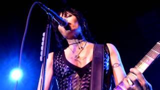 Joan Jett - Naked Tulsa, OK 2012 11/9/2012