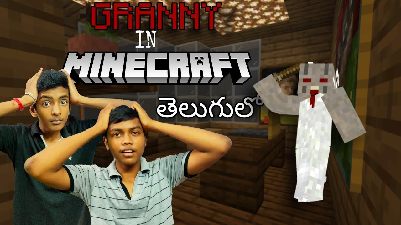 Download Granny (multiplayer) in minecraft(face cam) | ft. @SG 7997 | Granny mod for minecraft | BEDROCK/PE