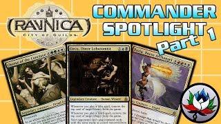 MTG – Ravnica: City of Guilds EDH/Commander Deck Tech Spotlight for Magic: The Gathering - Part 1!