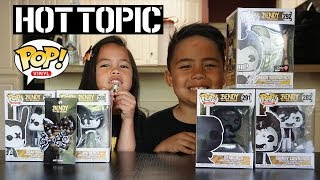 MORE Bendy And The Ink Machine Pops!! + New Accessories!