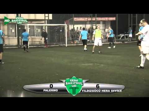 Palermo - Yıldızgücü Hera Office  İddaa Rakipbul İzmir Ligi