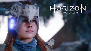 HORIZON ZERO DAWN #18 - Projeto Zero Dawn!? (PS4 Pro Gameplay)