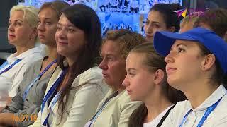 Сочинские волонтеры получили высокую оценку от президента FIFA