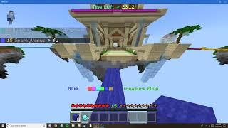 Minecraft | The Hive : 3:00:00 STRAIGHT OF TREASURE WARS!!