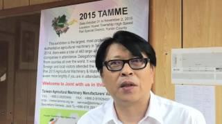 TAMMA exploring Asia'a potential market