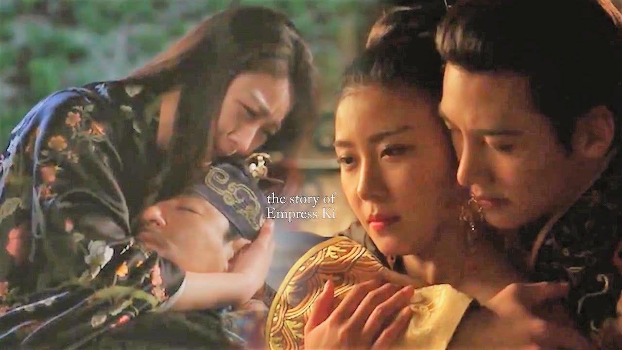 The Story Of Empress Ki So Cold Wang Yu Nyang Ta Hwan Youtube