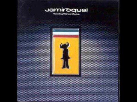 Jamiroquai Didjital Vibrations