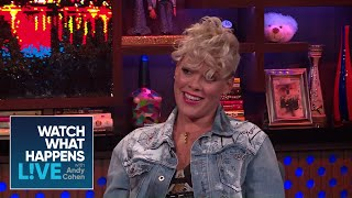 Was Paris Hilton Bothered By 'Stupid Girls'? | WWHL