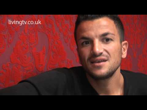 Peter Andre on his new album - Revelation