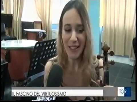 ANNA TIFU -LUIGI  PIOVANO - ORCHESTRA MAGNA GRECIA