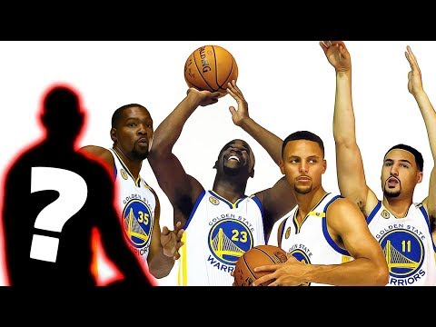 The FINAL PIECE to the Warriors 'Death Lineup'