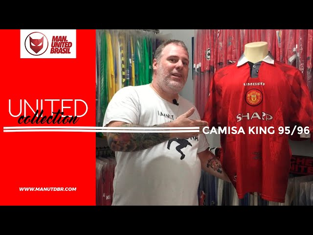 United Collection - EP05 - CAMISA KING 95/96