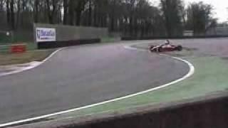 Monza 7/3/2009 test Formula Junior Monza