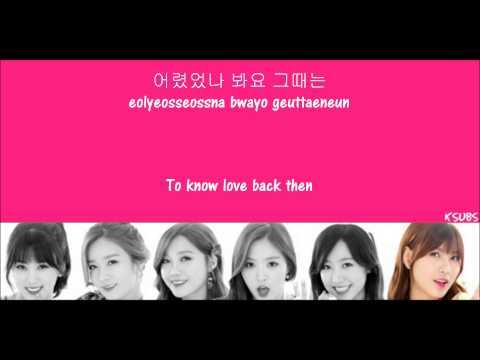 Apink ; 사랑동화 (Fairytale Love) [Hangul + Romanization + Translations] Picture Coded