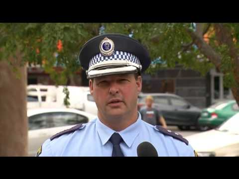 Instant karma - Australian Police