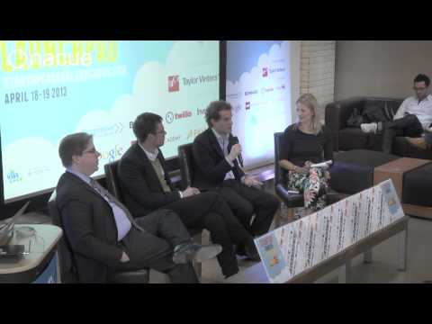 Startup Career Launchpad 2013 - Peer to Peer Funding Panel