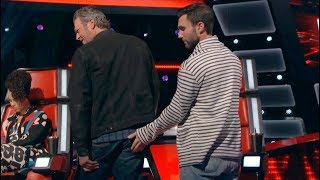 Adam Levine & Blake Shelton (Shevine) | Cutest moments