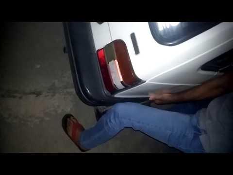 My Friend Lifting Car | Maruti 800 | Force 3 :D