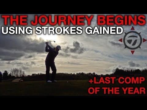 The Journey Begins! Using Strokes Gained + Last Comp of the Year