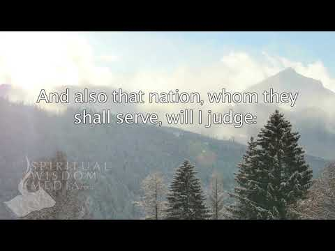 Holy Bible Song of Solomon 2:11 from YouTube · Duration:  22 seconds