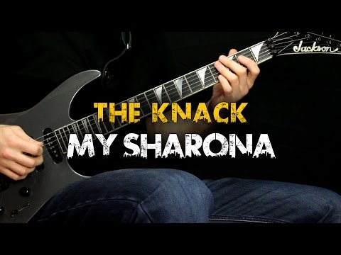 my sharona-the knack-cover guitar | FunnyDog.TV