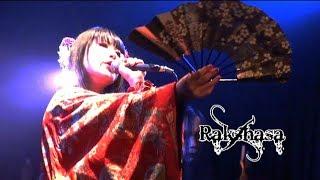 """Rakshasa 「Rakshasa 1st Full Length Album """"六道羅刹"""" Release Party..."""