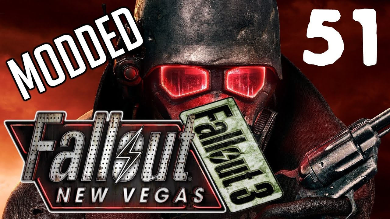 Fallout 3 Sexus with i bang willow - modded fallout: new vegas revisit - episode 51
