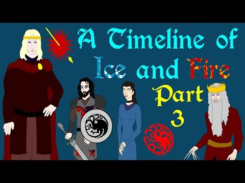 A Timeline of Ice and Fire (Part 3 of 6: 157 AC - 283 AC)